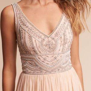 NWOT BHLDN Ivory Sterling Dress Size 0